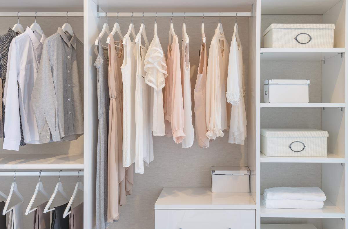Saiba qual o guarda-roupa ideal para você