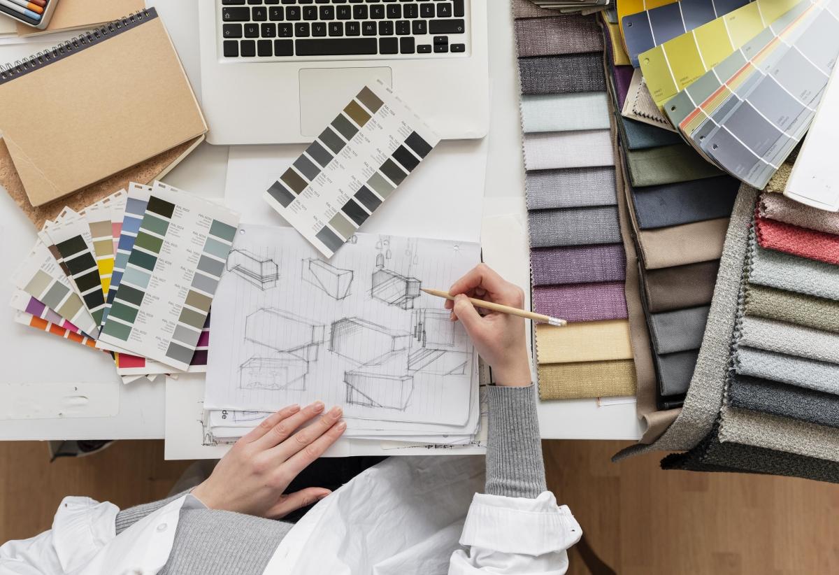 Saiba como escolher de maneira fácil as cores para os seus móveis